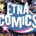 ¤ Artist Alley e altri Stand di Etna Comics