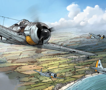 Seconda Guerra Mondiale: Adler – l'aquila tedesca