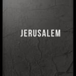 ¤ Rizzoli Lizard presenta JERUSALEM