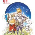 ¤ Planet Manga presenta Samurai 8 - La leggenda di Hachimaru #1