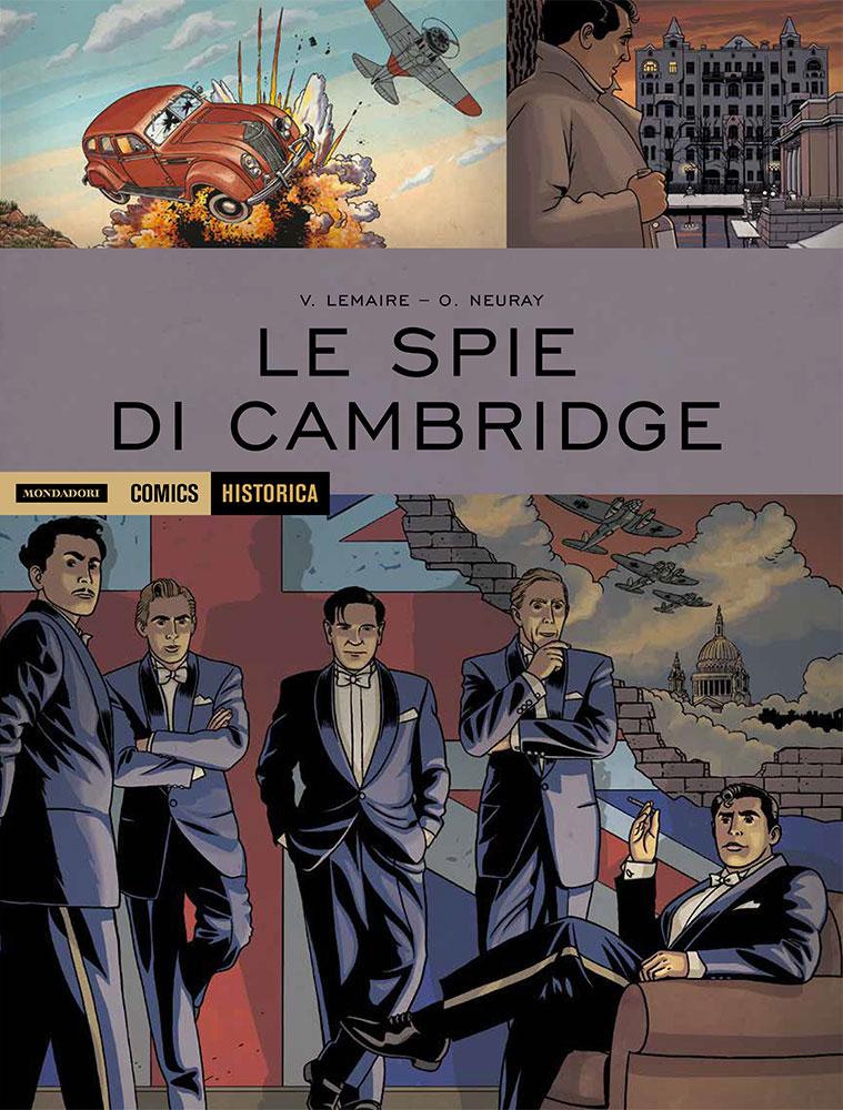 Le spie di Cambridge