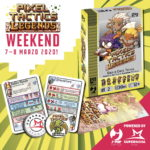 ¤ JPOP presenta il Pixel Tactics Weekend!