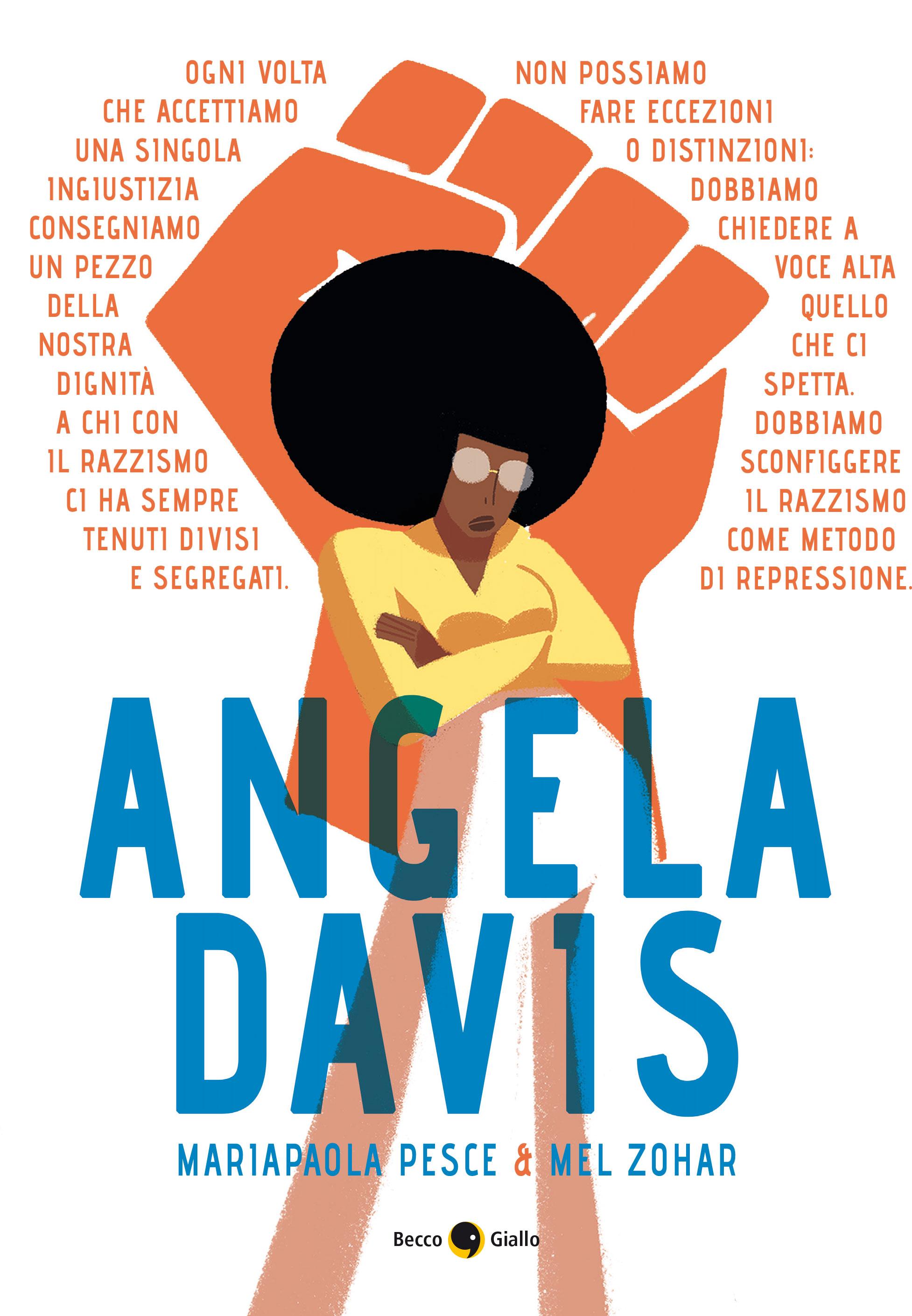 Becco Giallo presenta Angela Davis